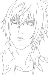 Noctis lineart #2