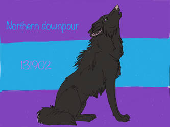 Northern downpour by Alphawolfgirl333