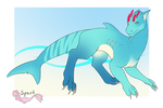 Kaluna Adopt Auction - Tidal Wave [Closed] by InfamousSpark