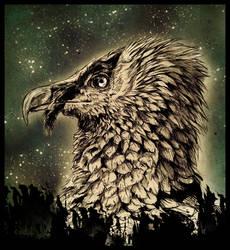 Vulture by Lycanium