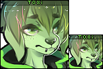 Toxi icons by iT0Xi