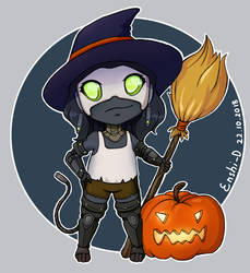 Halloween Zem AO by Enshi-D