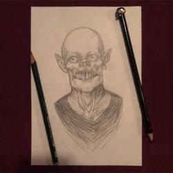 Richard (Ripper) Durwin by DividLibro