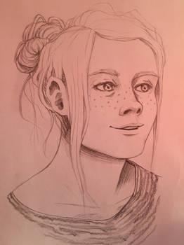 Margie Bergstrum (clean sketch)