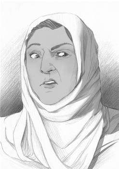 Fatiha Ebeid (Ravenloft Commission)