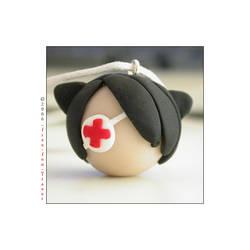 black-hair nurse by frau-fon-Trauer
