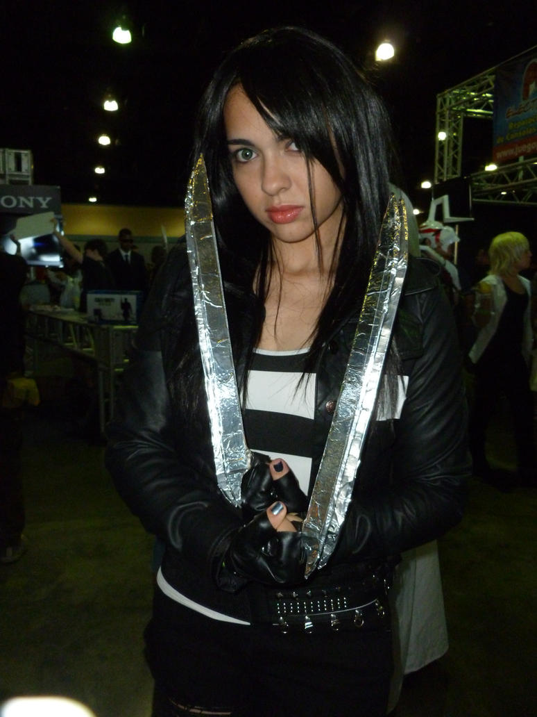 X-23 Cosplay - PRCC 2012 by Oteliex on DeviantArt X 23 Cosplay Wallpaper