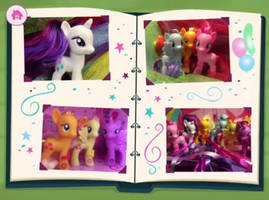 My Little Pony Friendship Celebration: Book by CawthonHollywood