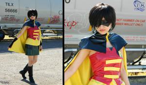 Fem!Robin - Wonder