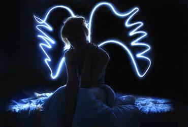 Angel II by LocusSomnio