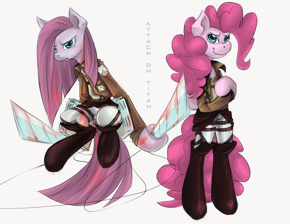 Pinkie by InsanitylittleRed