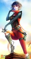 Ninja Mari Fortnite