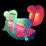 Watermelon Treecko