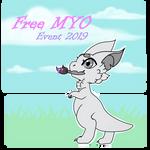 Jawaby FREE MYO Event ( OPEN) by R-e-q-u-i-em