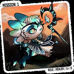 Ezra Mission 1