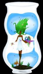 FishBowlLavaLamp by Dif-rent--bi--choice