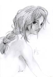 Pencil work 2 by KaattieMaattie