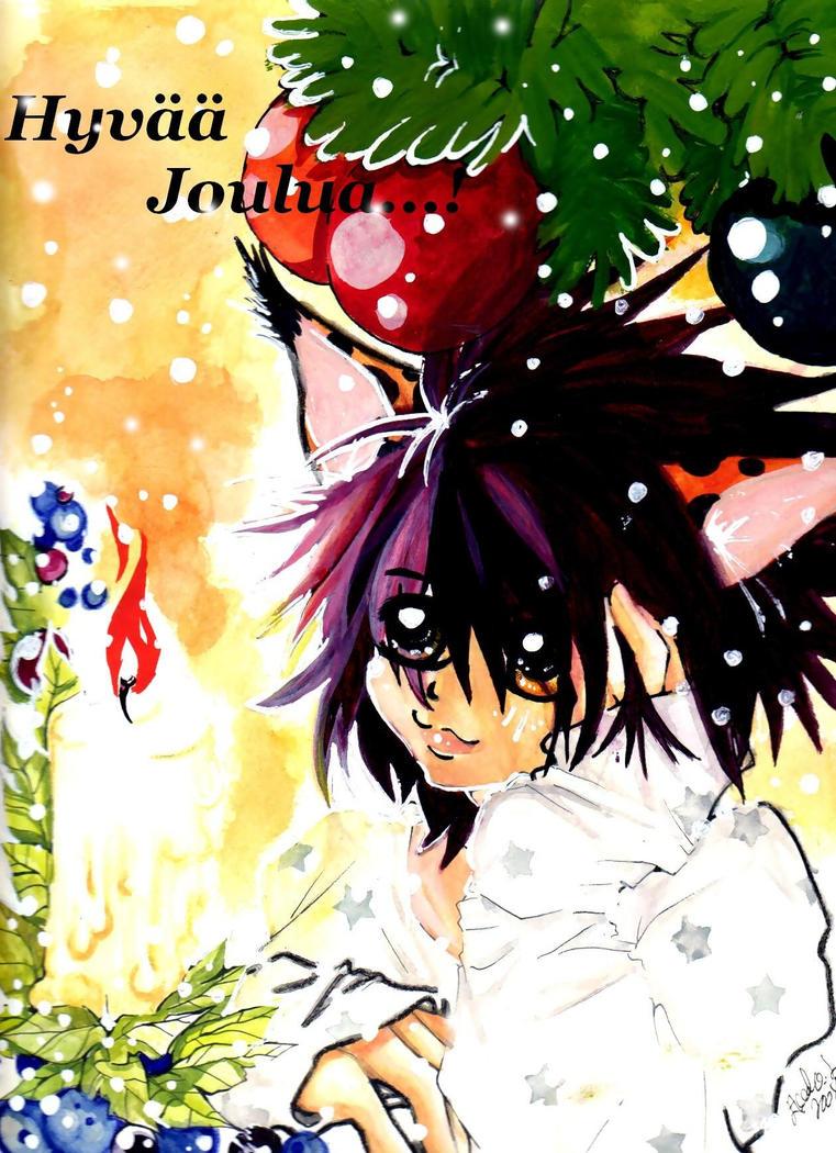Merry Christmas 2 by KaattieMaattie