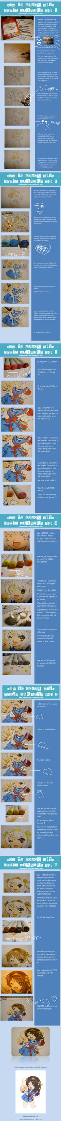 howto color with copic markers by miemie-chan3
