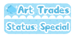 DA Button: Art Trades Special by miemie-chan3