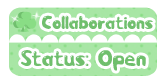 Kawaii Button: Colab Open