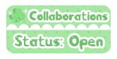 Kawaii Button: Colab Open