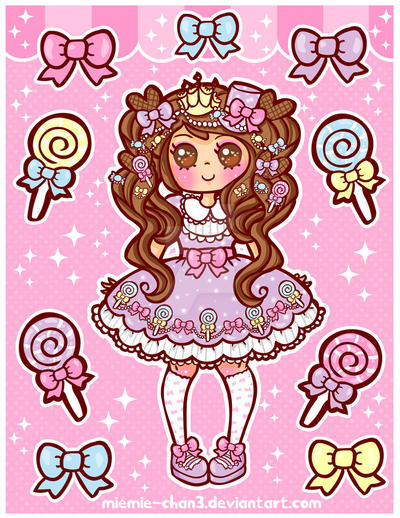 kawaii sugar rush candy by miemie-chan3