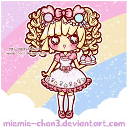 Kawaii sweet lolita dream by miemie-chan3
