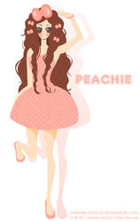 Shoujo Girl Princess-Peachie by miemie-chan3