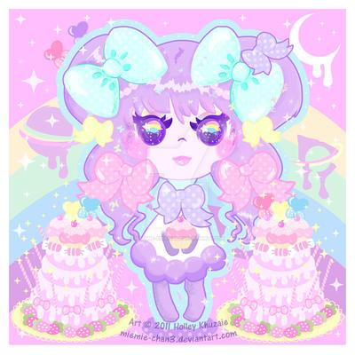 Kawaii Fairy Kei Eye Candy by miemie-chan3