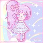 Fairy Kei Suzuka for Anjuuki kawaii chibi