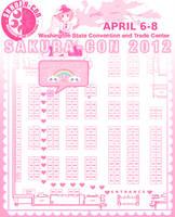 Holley Tea Time @ Sakura Con 2012