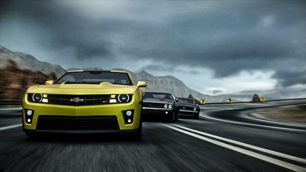 Muscle Cars Need For Speed The Run By GhostedMan