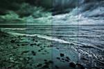 Artistic Sea - Wallpaper