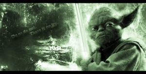 Yoda - Sign