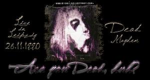 Dead - Tribute
