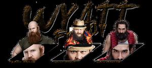 The Wyatt Family - Look in their Eyes