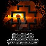 Rammstein (Sonne) - Logo