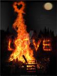Bonfire Heart - Vertical