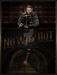 No Way Out (2016) - Poster