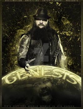 Genesis (2016) - Poster