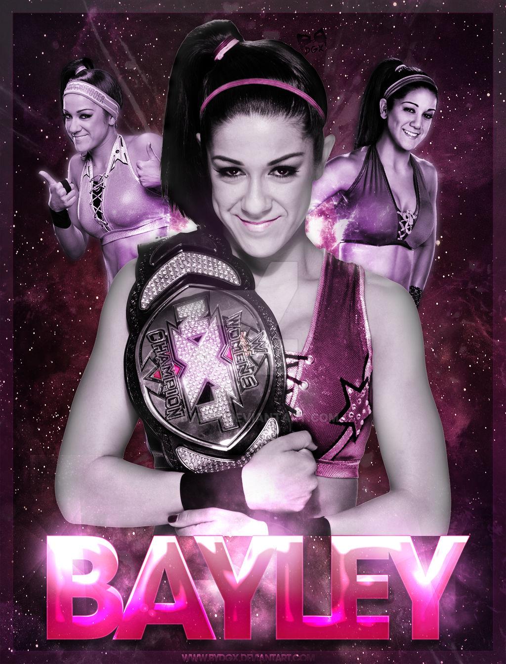Bayley - Poster