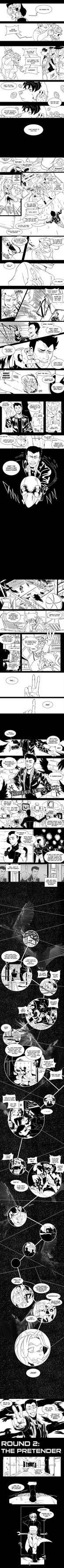 Murder House OCT: JACK ROUND 02 P1