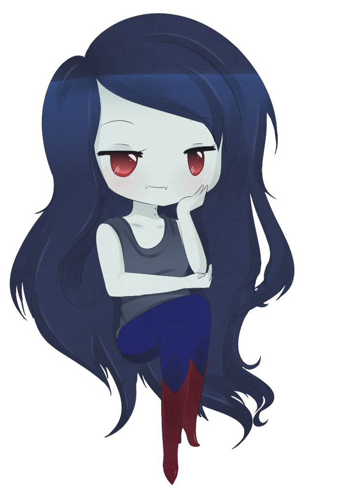 Marceline by natto-uzumaki