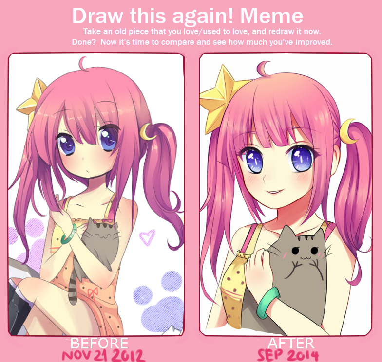 draw this again meme by natto-uzumaki