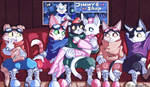 --+Blinx and his friends+--
