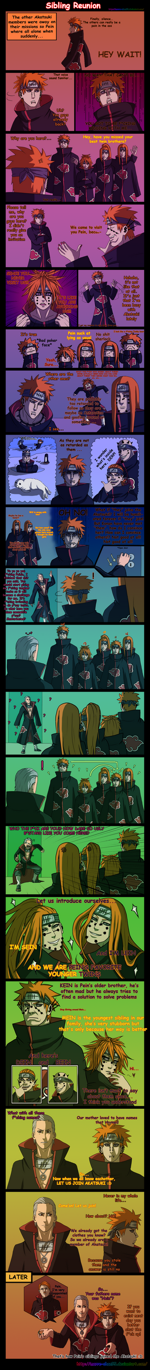 --+Sibling Reunion+-- by Marre-Chan95