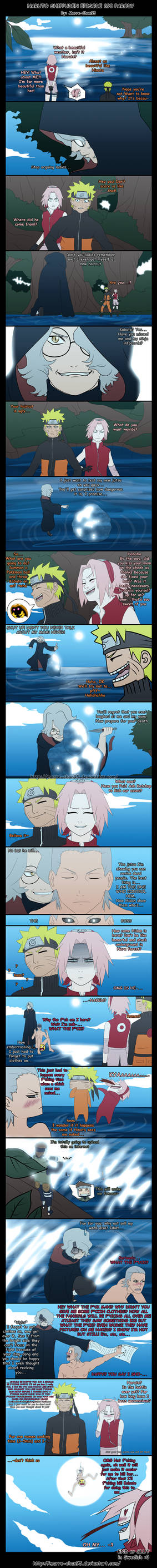 --+Naruto Shippuden Episode 290 Parody+--