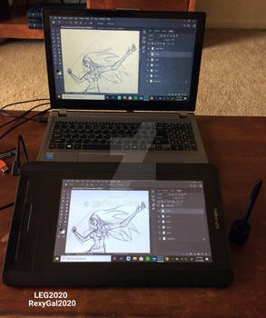 My Drawing Tablet