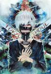 Tokyo Ghoul [FAN ART]